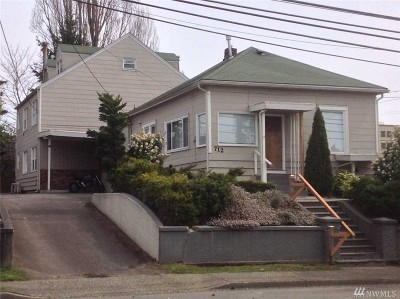 Bremerton Multi Family Home For Sale: 712 Park Ave