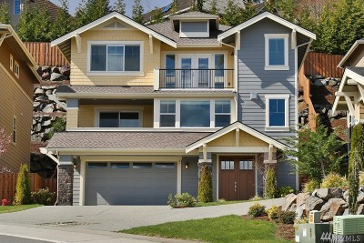 Sammamish Single Family Home For Sale: 4695 234th Place SE