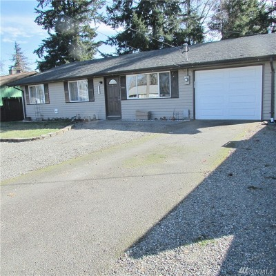 Lacey Single Family Home Pending: 4515 22nd Ave SE