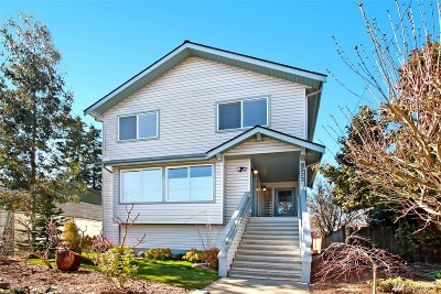 Seattle Single Family Home For Sale: 8523 18th Ave NW
