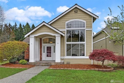 Issaquah Single Family Home For Sale: 25757 SE 36th Place