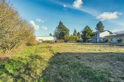 Centralia Residential Lots & Land For Sale: 1819 N Pearl St