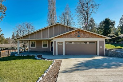 Blaine Single Family Home For Sale: 8140 Kitamat Wy