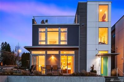 Kirkland Single Family Home For Sale: 8728 112th Ave NE