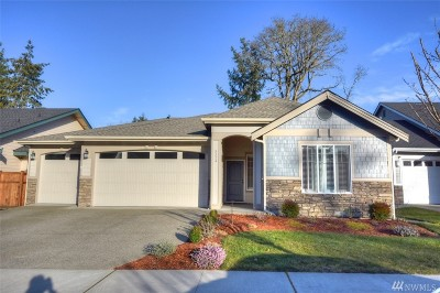 Lacey Single Family Home For Sale: 5324 Emerald St SE