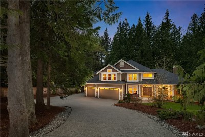 Sammamish Single Family Home For Sale: 23860 NE 8th St