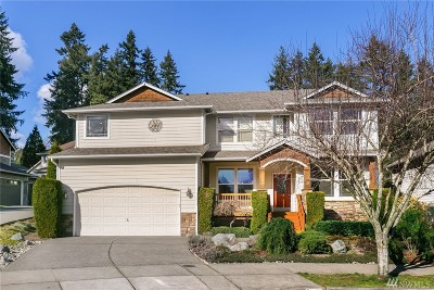 Woodinville Single Family Home For Sale: 13052 NE 186th St
