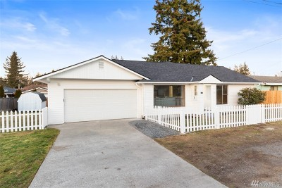 Everett Single Family Home For Sale: 1401 Palm Ave