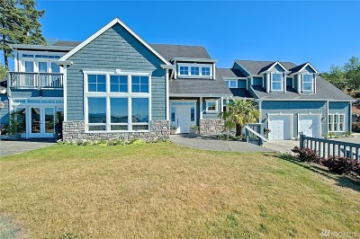 Skagit County Single Family Home Contingent: 3015 W 3rd Place