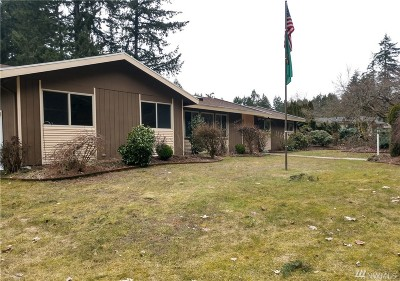 Olympia, Tumwater, Lacey Single Family Home For Sale: 7020 4th Wy SE