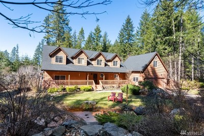 Port Orchard Single Family Home For Sale: 5067 SW Wava Lane