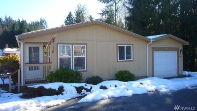 Bellingham Single Family Home For Sale: 4949 Samish Wy #44