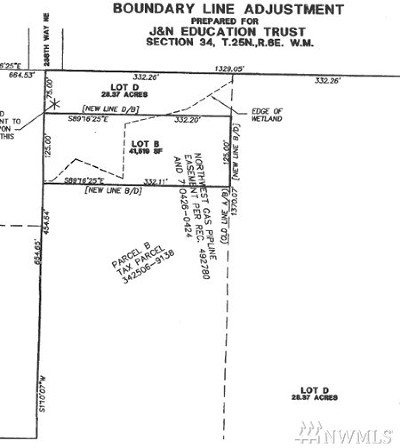 Sammamish Residential Lots & Land For Sale: 324 238th Ave NE