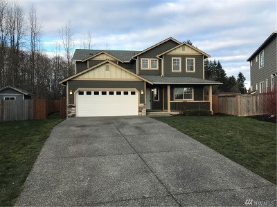 Stanwood Single Family Home For Sale: 7121 289th Place NW