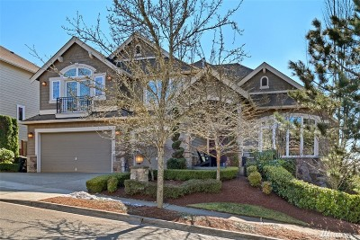 Sammamish Single Family Home For Sale: 21421 SE 3rd Place