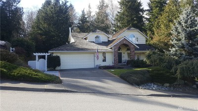 Mount Vernon Single Family Home Contingent: 1015 Nez Perce Dr