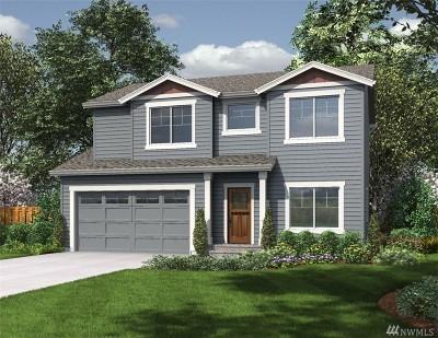 Rainier Single Family Home For Sale: 310 Middleton Ct SE