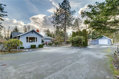 Whatcom County Single Family Home For Sale: 5149 Hannegan Rd
