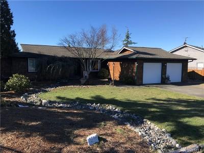 Blaine Single Family Home For Sale: 8213 Cowichan Rd
