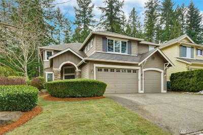 Sammamish Single Family Home For Sale: 26033 SE 23rd Place