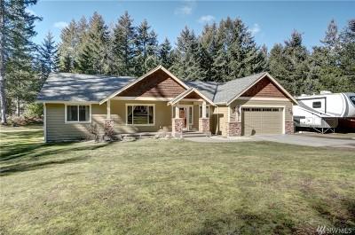 Port Orchard Single Family Home Pending: 3332 SE Baker Rd