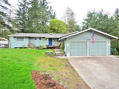 Silverdale Single Family Home Pending: 9015 Shelley Ct NW