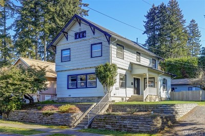 Fircrest Single Family Home For Sale: 363 Del Monte Ave