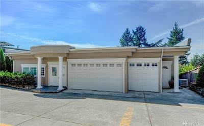 Kirkland Single Family Home For Sale: 8113 NE 110th Place
