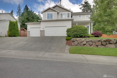 Bonney Lake Single Family Home Contingent: 11310 210th Av Ct E