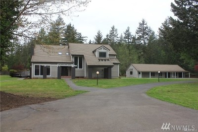 Thurston County Single Family Home For Sale: 3943 29th Lane NE