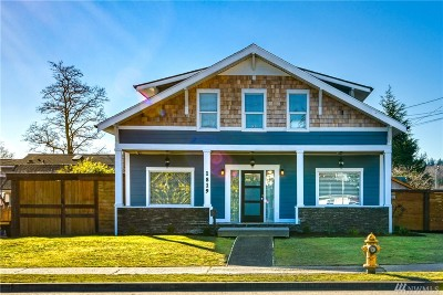 Anacortes Single Family Home Sold: 1819 12th St