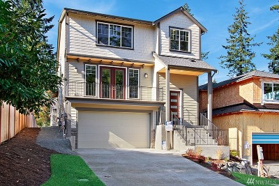 Maple Valley Single Family Home For Sale: 26041 242nd Place SE #Lot 6