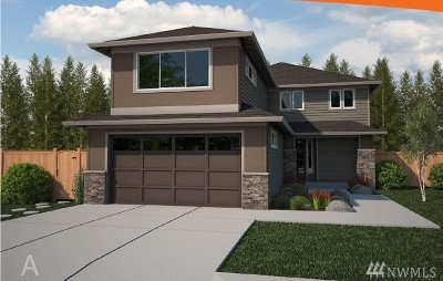 Maple Valley Single Family Home For Sale: 26035 242nd Place SE #Lot 5