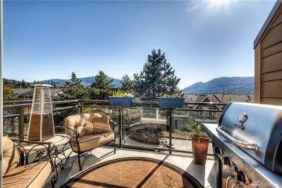 Issaquah Condo/Townhouse For Sale: 23300 SE Black Nugget Rd #M4