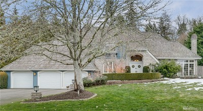 Woodinville Single Family Home For Sale: 16612 226th Ave NE