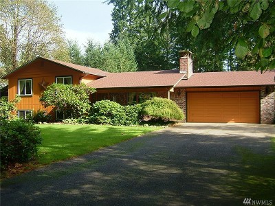 Olympia Single Family Home For Sale: 8920 Old Highway 99 SE
