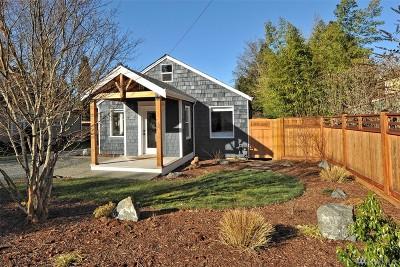 Bellingham Single Family Home Sold: 3837 Idaho St