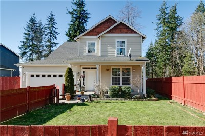 Stanwood Single Family Home For Sale: 18830 92nd Dr NW