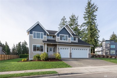 Federal Way Single Family Home For Sale: 631 SW 362nd Place