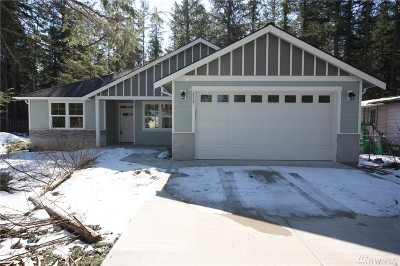 Whatcom County Single Family Home For Sale: 6227 Bellwood Dr