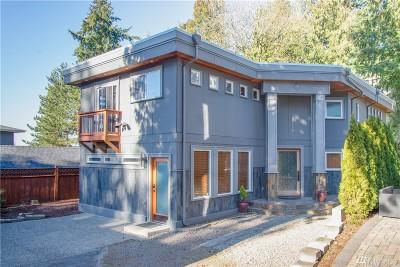 Kirkland Single Family Home For Sale: 11304 NE 67th St