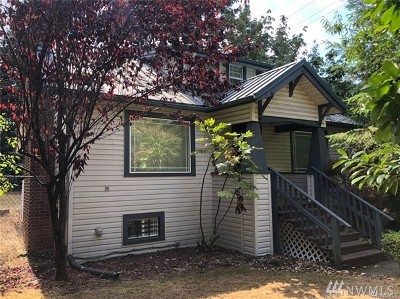 Burien Single Family Home For Sale: 1003 S 124th St