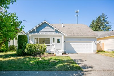 Lynden Single Family Home For Sale: 1327 Spruce St