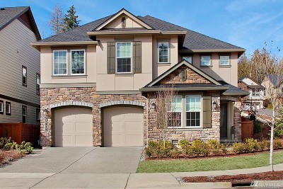 Sammamish Single Family Home For Sale: 22990 SE 20th St