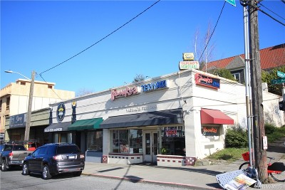 Seattle Commercial For Sale: 3200 15th Ave W