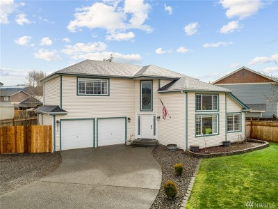 Orting Single Family Home For Sale: 514 Belfair St SW