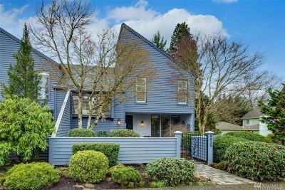 Bellevue Single Family Home For Sale: 9825 NE 5th St
