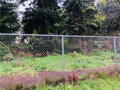 Tacoma Residential Lots & Land For Sale: 6640 S Alaskan St