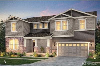 Carnation, Duvall, Fall City Single Family Home For Sale: 28911 NE 156th (Lot 80) St NE