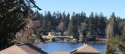 Bonney Lake Residential Lots & Land For Sale: 20302 69th St E